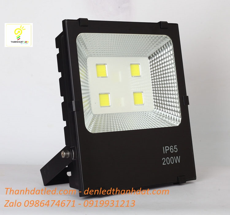 Chip led Epistar 50w đèn pha led 200w