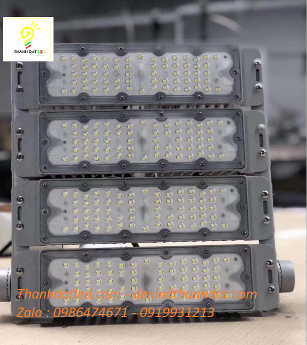 đèn pha led 200w module Philips