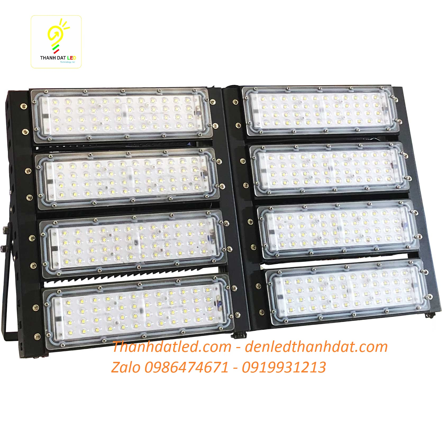đèn pha philips 600w tennis led