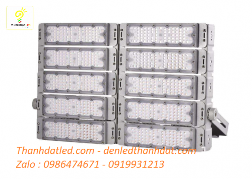 Đèn pha led 500w module Philips