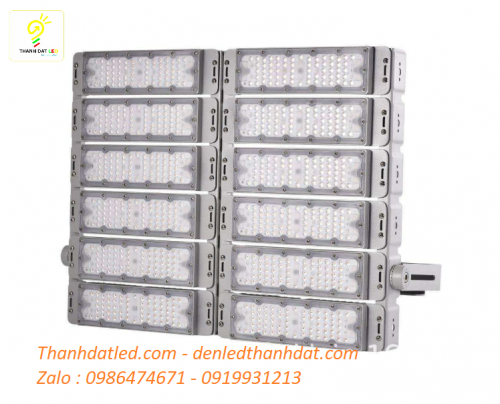 Đèn pha led 600w module Philips