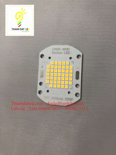 Chip led Cree 50w COB