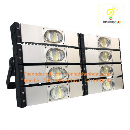 Đèn pha led 400w module OEM Philips